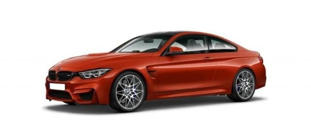 BMW M Series M4 Coupe 2019