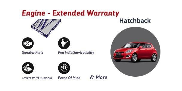 Engine Warranty - Extended Warranty India Pvt. Ltd. - 1 year validity