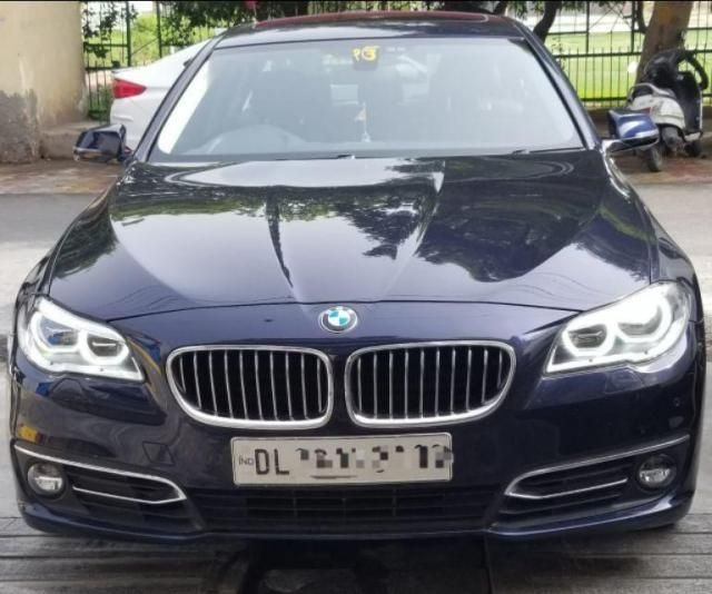 BMW 5 Series 520d Luxury Line 2016