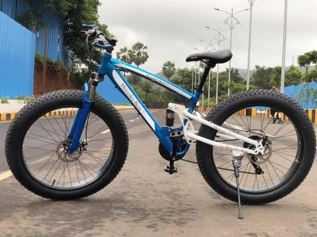 Jaguar Fat Tire 26 Inches 2018