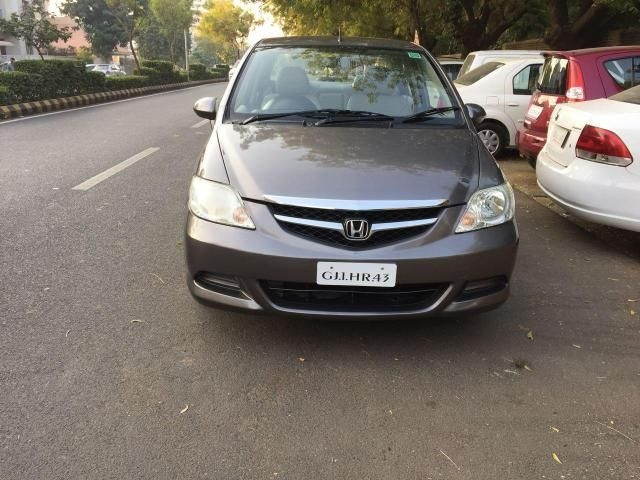 Honda City 1.5 S MT 2008