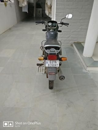 Hero CD Deluxe 100cc 2006