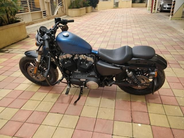 Harley Davidson Forty Eight For Sale In Bangalore