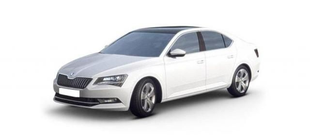 Skoda Superb Style 2.0 TDI AT 2019