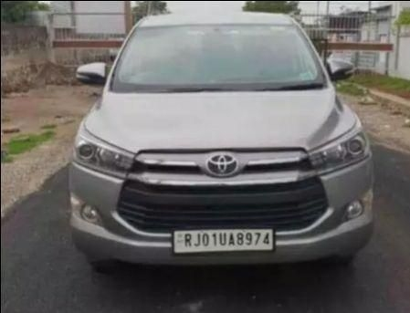 Toyota Innova Crysta 2.8 GX AT 8 STR 2016