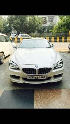 BMW 6 Series 640D COUPE 2012