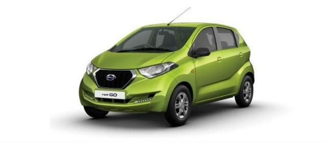Datsun Redi-GO Gold Limited Edition 2019