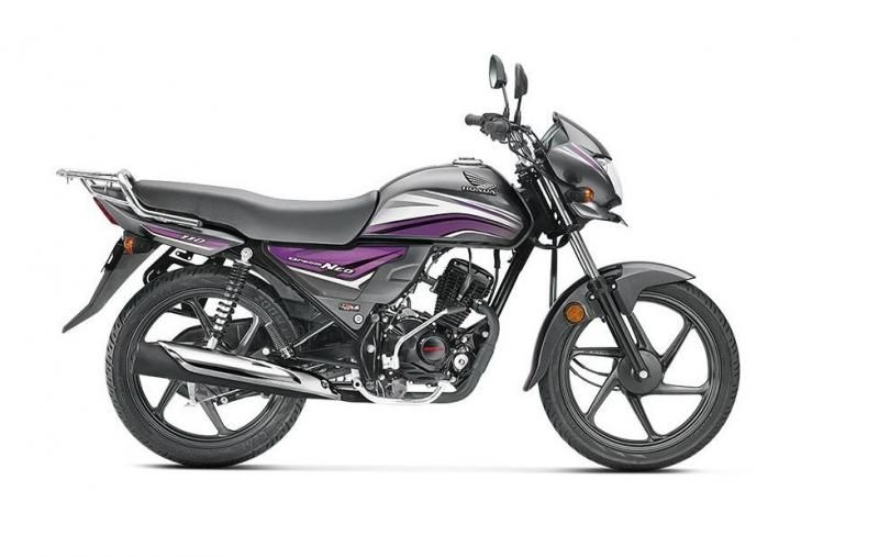 Honda Dream Neo 110cc Self Carrier 2020