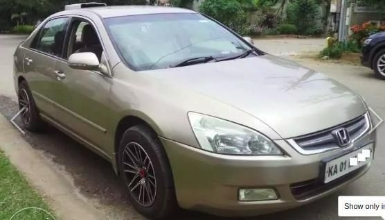 Honda Accord 3.0 V6 AT 2005