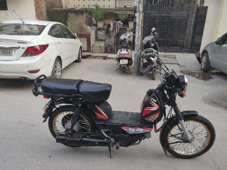 Tvs Xl Scooter For Sale In Delhi Id 1416545715 Droom