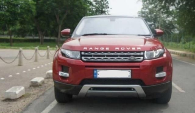 Land Rover Range Rover Evoque Landmark Edition 2018