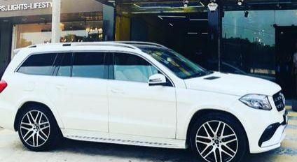 Mercedes-Benz GLS 400 4Matic 2018