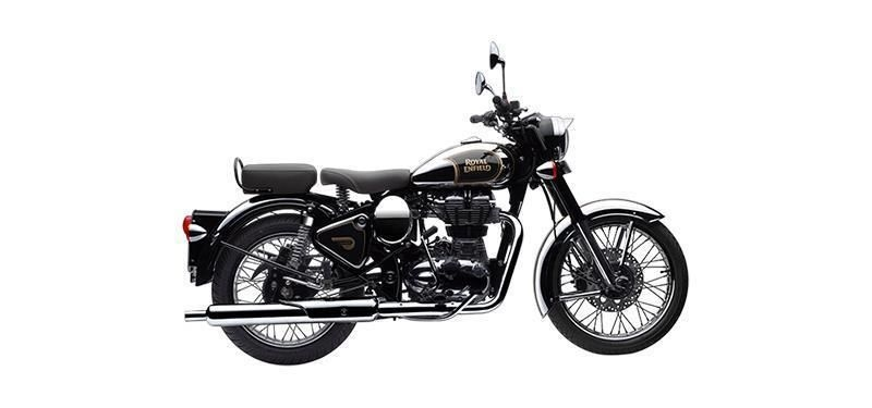 Royal Enfield Classic Chrome 500cc 2019
