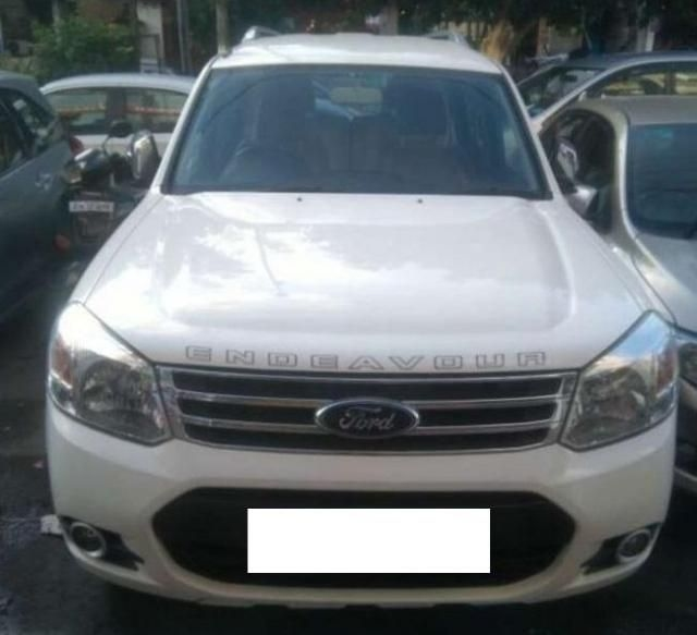 Ford Endeavour 3.0L 4x2 AT 2014