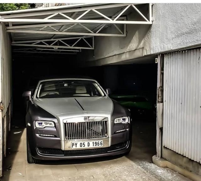 Rolls Royce Ghost Series II 6.6 2017
