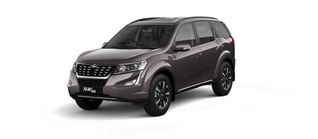Mahindra XUV500 W7 AT 2018