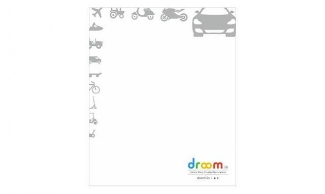 Droom Notepad - Set of 4