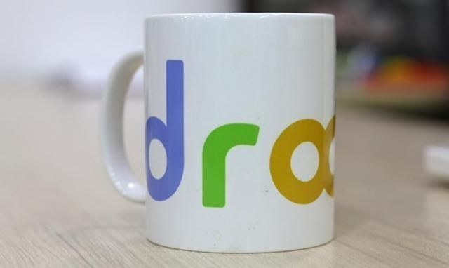 Droom Coffee Mug - White