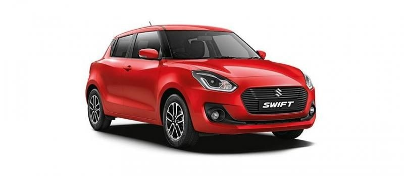 Maruti Suzuki Swift ZXi Plus 2019