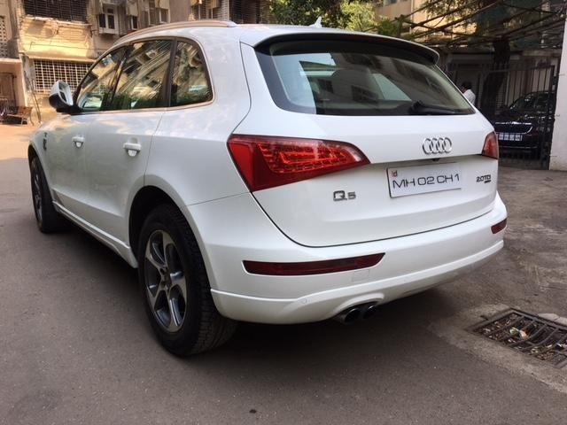 Audi Q5 2.0 TDI TECHNOLOGY PACK 2011