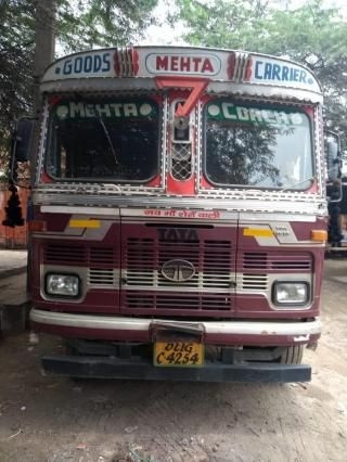 14 Used Brown Color Tata Truck for Sale in India   Droom