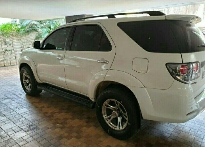 Used 2014 Toyota Fortuner Car For Sale In Ludhiana Id 1416754319 Droom