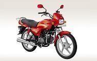 Hero Splendor Plus Kick Alloy 100cc 2017