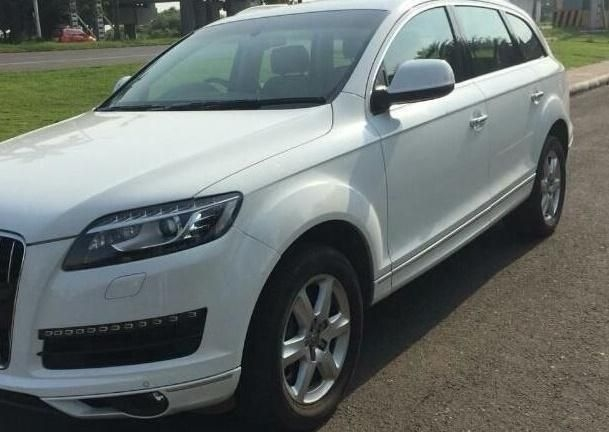Used 2014 Audi Q7 Car for Sale in Ahmedabad - (Id:1416764342) - Droom