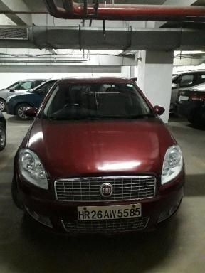 Fiat Linea EMOTION 1.3 2008