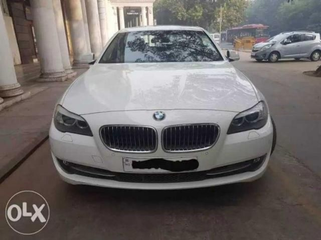 BMW 5 Series 520D LUXURY LINE 2012