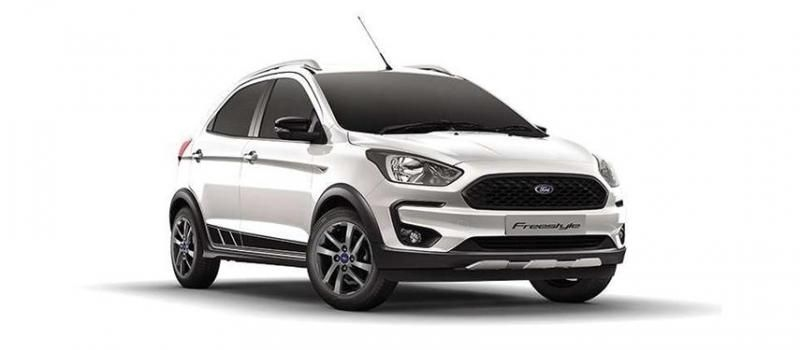 Ford Freestyle Titanium 1.5 TDCi 2019