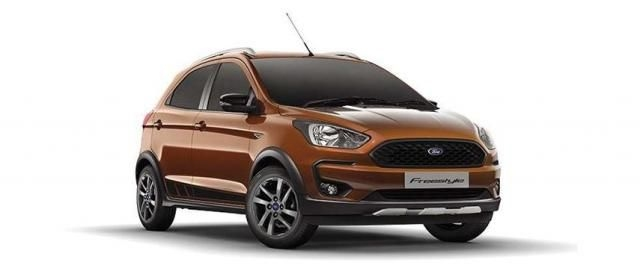 Ford Freestyle Trend 1.5 TDCi 2019
