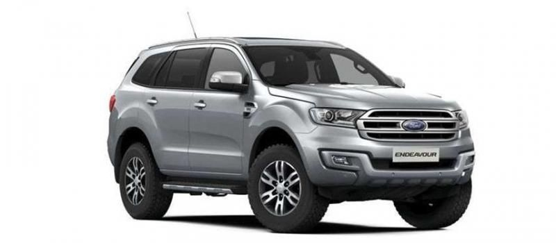 Ford Endeavour Trend 2.2 4x2 AT 2019