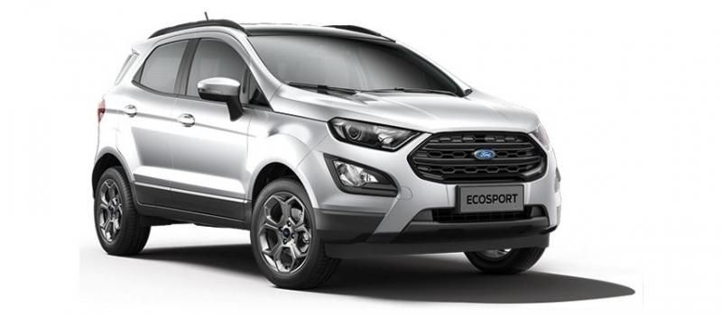 Ford EcoSport S Petrol 2019