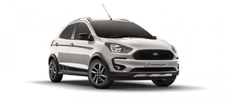 Ford Freestyle Trend 1.2 Ti-VCT 2019