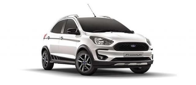 Ford Freestyle Titanium Plus 1.5 TDCi 2020