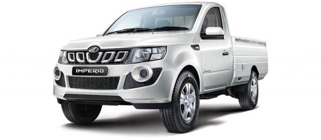 Mahindra Imperio Single Cabin VX 2020