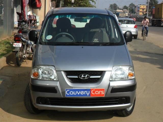 Hyundai Santro Xing XG AT 2006