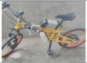 FRRX Electric Bicycle 20 Inches 2019