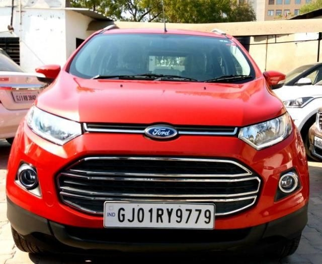 27 Used Ford Ecosport In Ahmedabad Second Hand Ecosport Cars For