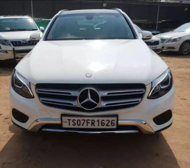Mercedes-Benz GLC 220d 4MATIC Sport 2016