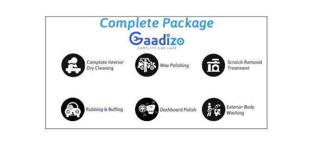 Complete(Interior and Exterior) Car Care Detailing - Gaadizo