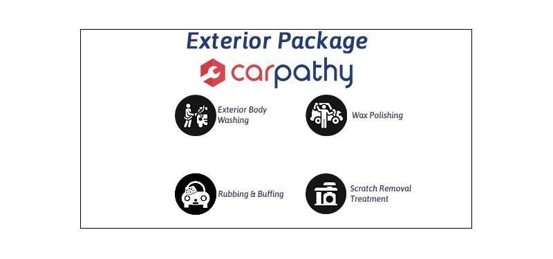 Exterior Car Care Detailing - Carpathy