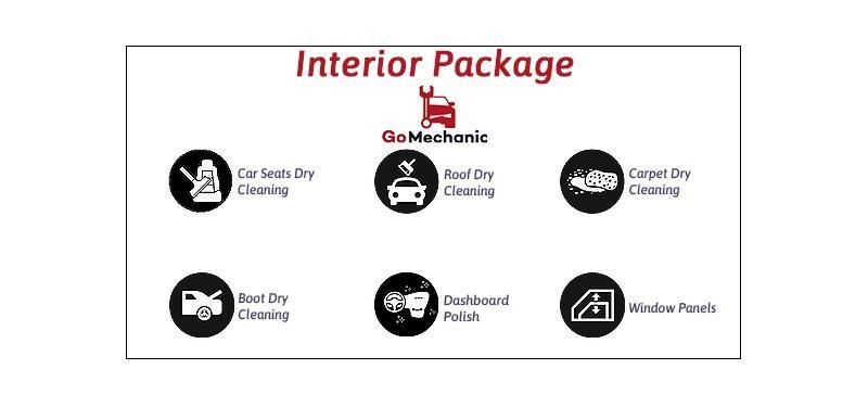 Interior Car Care Detailing - GoMechanic