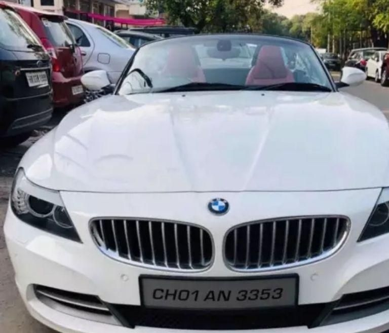 Bmw Z4 Coupe For Sale: Bmw Z4 Car For Sale In Hissar- (Id: 1416937460)