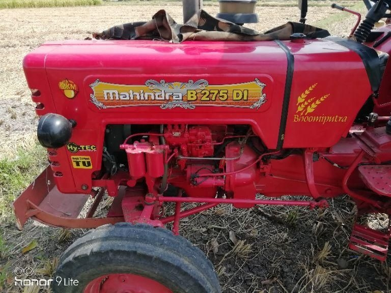 Mahindra Tractor Check Engine Light
