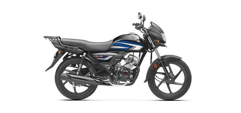 Honda CD 110 Dream Self Carrier 2019