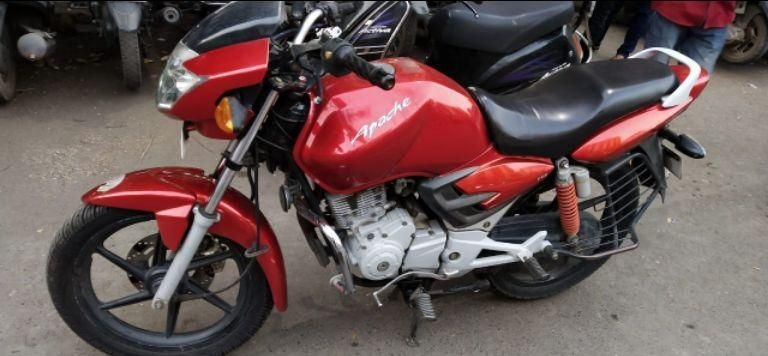 Tvs Apache Bike for Sale in Pune- (Id: 1417016074) - Droom