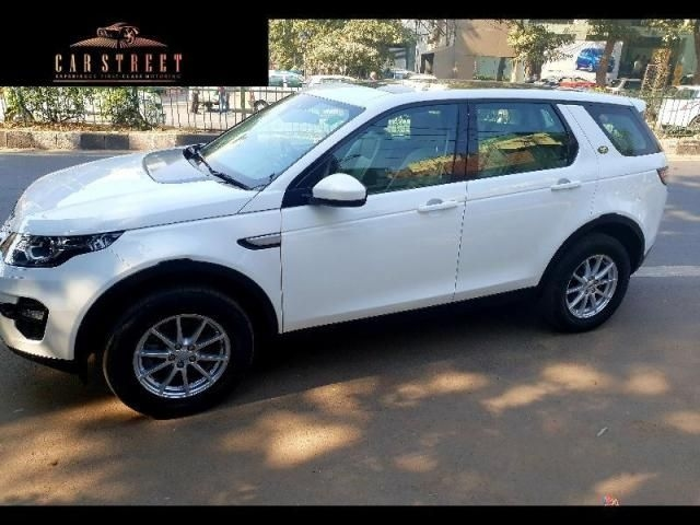Land Rover Discovery HSE 2016