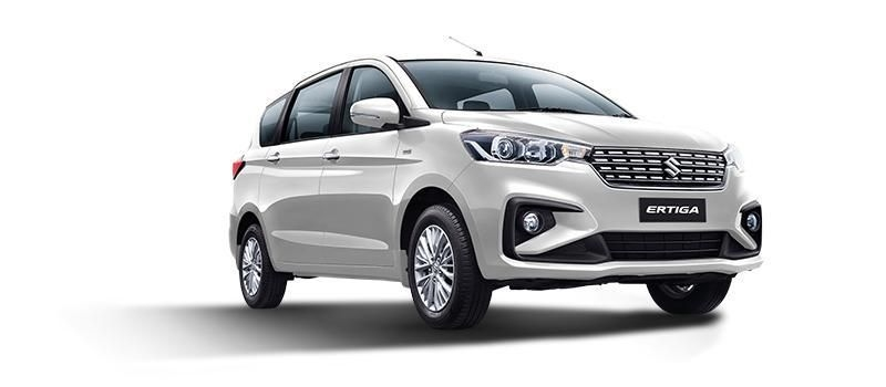 Maruti Suzuki Ertiga VXI AT Smart Hybrid 2019